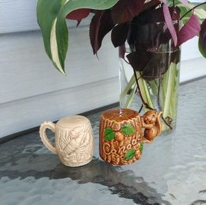 Other - 🍁 Vintage Canada Squirrel Salt And Pepper Shaker